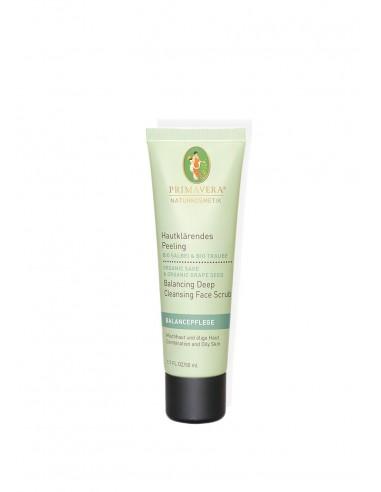 Peeling facial de Salvia y Pepitas de...